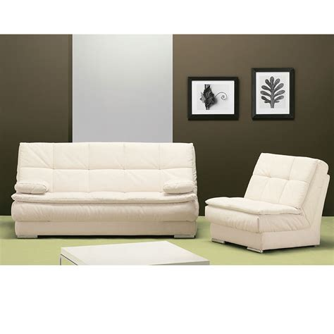 canapé clic clac 2 places clic clac un meuble qui trouve sa place dans une