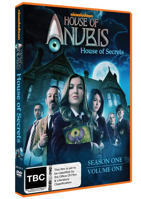 house of anubis season 1 house of anubis house of secrets season 1 volume 1 dvd buy now at mighty ape