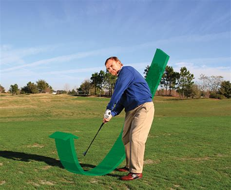 how to swing through the golf ball build an athletic golf swing golf tips magazine