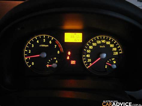 Kia Dashboard Lights by Kia Review Road Test