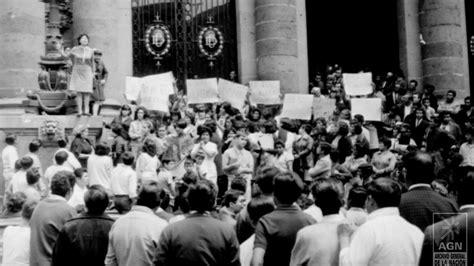 imagenes movimiento estudiantil 1968 exposiciones agn