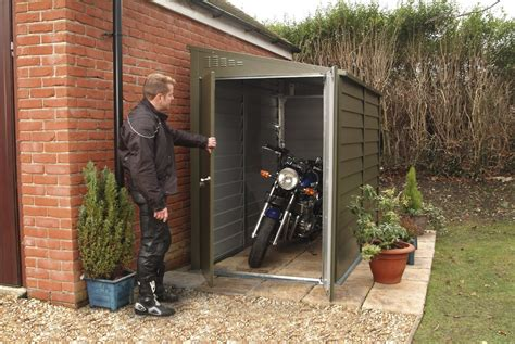 Motorcycle Storage Shed by Motorcycle Storage Sheds Type Pixelmari