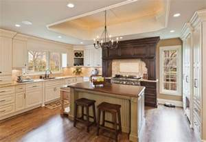 Cream Colored Kitchen Cabinets by Pinterest