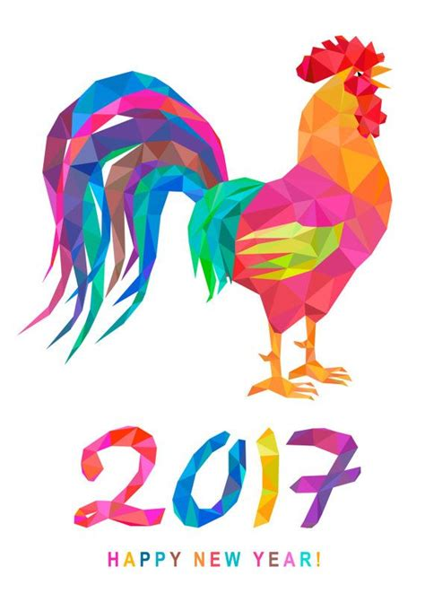 new year what does rooster 1000 ideas about happy new year on