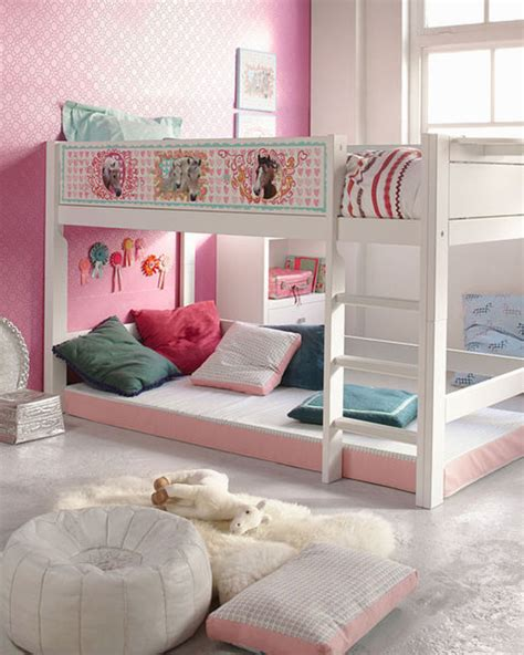 bunkbed ideas girls loft bed ideas loft beds for girls