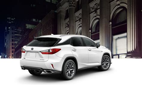 lexus length 2016 lexus rx specifications lexus com