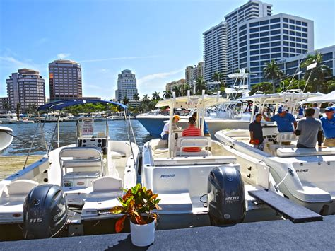 west palm beach boat show palm beach international boat show march 2019 visitwpb