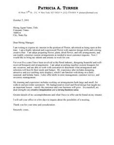 Cover Letter Temp by Exles Of Cover Letters For Employment Letter Cover Letter Cover