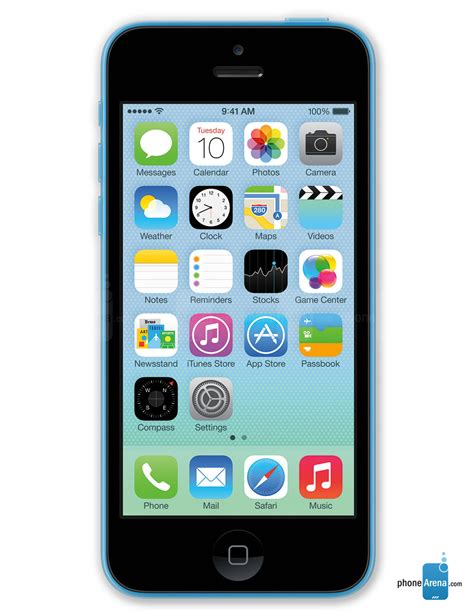 A Picture Of A Iphone 5c apple iphone 5c specs