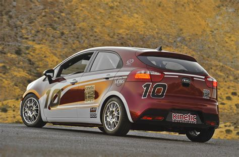 Rally Auto Group Kia by Kia Announces A New B Spec Racing Program