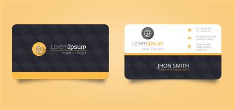 Creative Name Card Design Ideas
