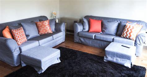 tomelilla sofa cover tomelilla 3 seater skirt sofa cover comfort works