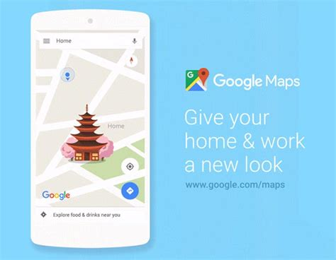 Google Online Work From Home - google maps stickers customize your home or work address jaypeeonline