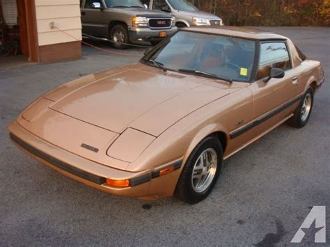 1982 Mazda RX 7   1982 Mazda RX 7 Classic Car in *******