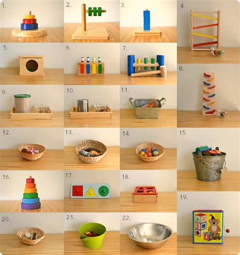 montessori baby montessori and baby toddler on pinterest this is a great general overview of toys lessons that can