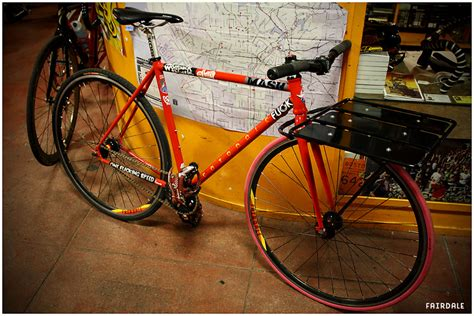 Pizza Delivery Bike Rack by Pizza Rack Bike Bcep2015 Nl