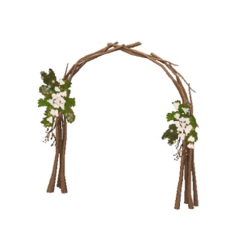 Wedding Arch In Sims 3 by Woodsy Wedding Arch Store The Sims 3