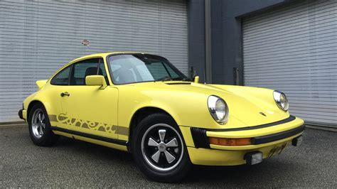 Porsche 911 Carrera 1974 by 1974 Porsche 911 Carrera T256 Kissimmee 2017