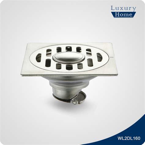 wholesale shower bathroom stainless steel floor drain