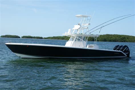 fishing boat sea hunter 2008 seahunter 40 c c sold the hull truth boating