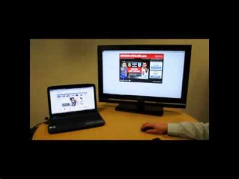 Tv Videotech how to connect a laptop pc to a tv hdmi vga s