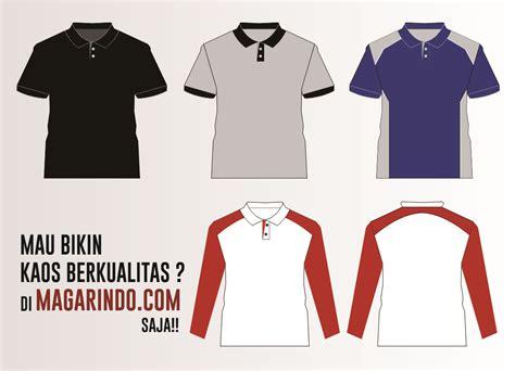 Kaos T Shirt Gradasi template kaos polo shirt untuk desain coreldraw