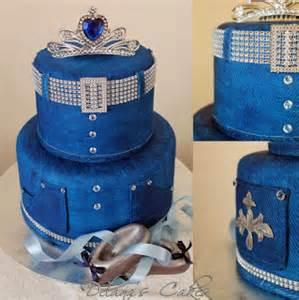Wedding Invitations Near Me Delana S Cakes Denim And Diamonds Cake