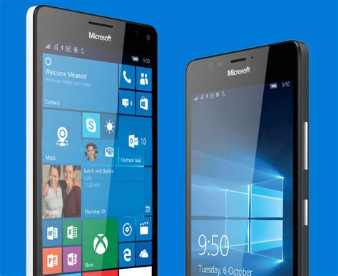 windows 10 mobile update starts rolling out for microsoft microsoft to start windows 10 mobile roll out from december