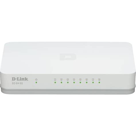 Dlink Des Switch 8 Port 10100 Mbps Network Murah d link des 1008a 8 port switch 10 100mbps desktop asia tech