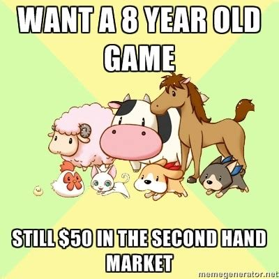 Harvest Moon Meme - harvestmoonmeme