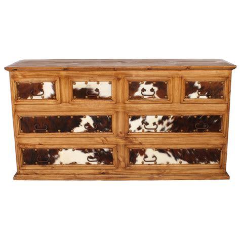 Cowboy Dresser by Ranch Collection Cowboy Dresser
