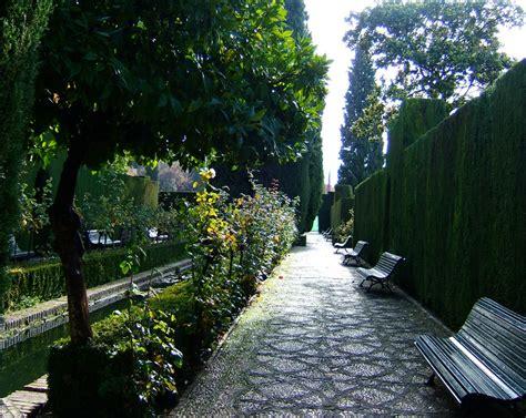 Granada Gardens by Alhambra Generalife