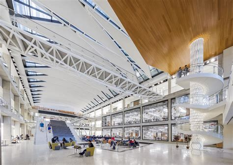 ennead architects jacobs eerc university  texas austin