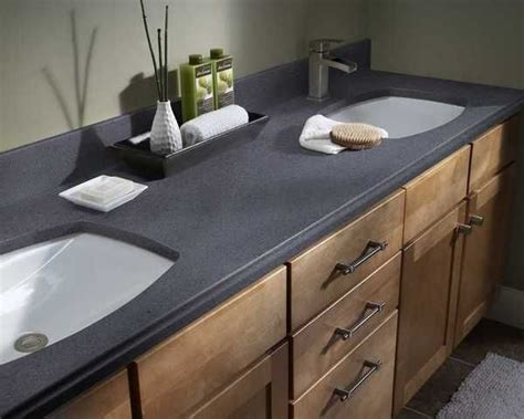 corian 174 mineral double vanity corian 174 bathrooms pinterest