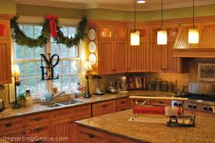 Ideas For Decorating Kitchen Countertops by Imparting Grace Dollar Store Decorating
