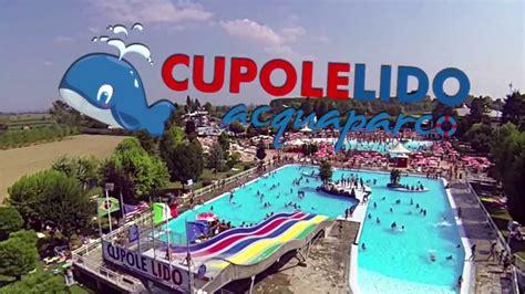 piscina cupole cupole lido il parco acquatico in piemonte estate 2017