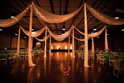 draping, curtains, event space ugly, makeover venue