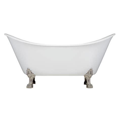 lion claw bathtub brenham acrylic clawfoot tub lion paw feet clawfoot