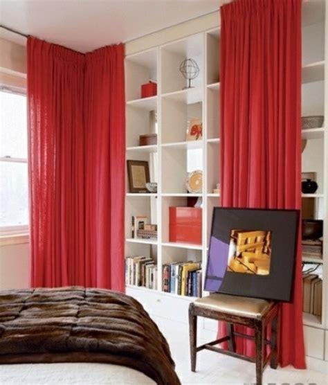 35 rote gardinen f 252 r k 246 nigliche eleganz in ihrem wohnzimmer - Rote Gardinen