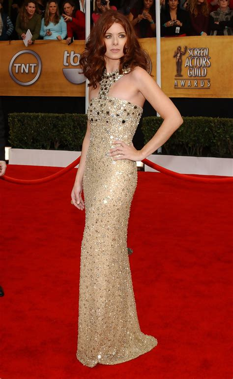 Style Debra Messing Fabsugar Want Need by Debra Messing At The 2008 Sag Awards The Most Stunning