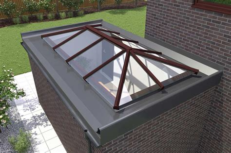 flat roof skylight saje upvc flat roof skylights in hshire dorset sussex