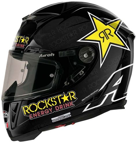 Helm Airoh Gp Airoh Gp 500 Rockstar Helm G 252 Nstig Kaufen Fc Moto