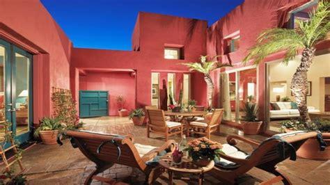 mediterranean style house interior design spanish style