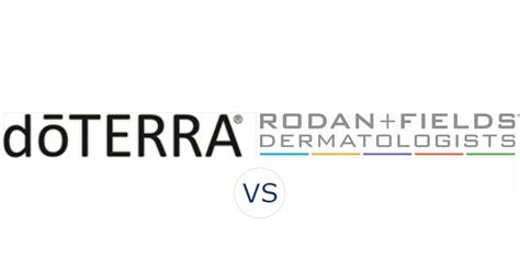 doterra  rodan  fields compare direct sales companies
