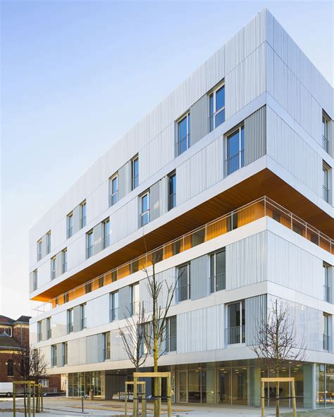 Designboom Home | residential care home in paris by atelier z 252 ndel cristea