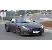 2018 Aston Martin DB11 S  Top Speed