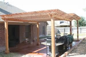 Cedar Pergolas by Alfa Img Showing Gt Texas Cedar Pergola