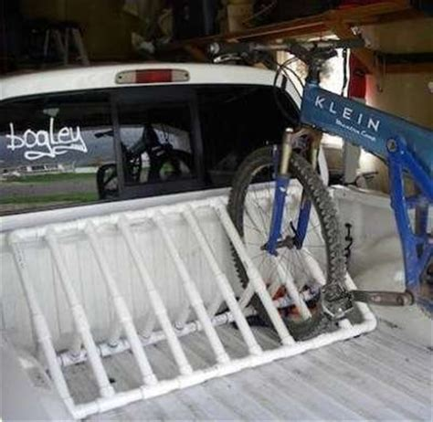 diy bike rack pvc bike rack pvc projects inspiring diy with plastic