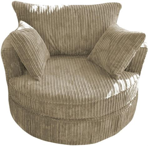 rotating sofa chair small swivel cuddle chair swivel image