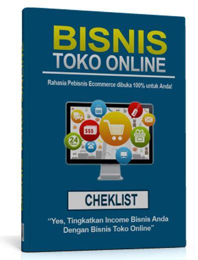 membuat toko online profesional bisnis toko online panduan membuat toko online